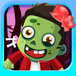 Zombies Emoji Stickers App