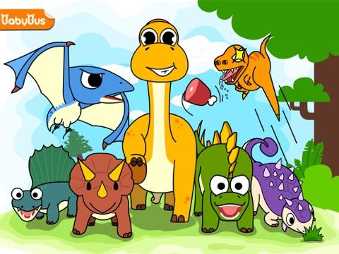 恐竜の楽園ーBabyBus 子ども・幼児向けのおすすめ画像1