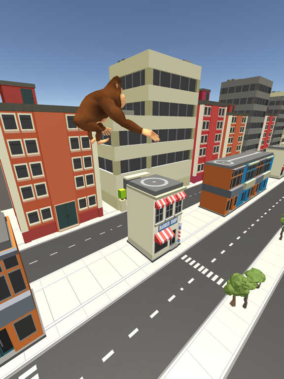 Fury Monkey screenshot 6