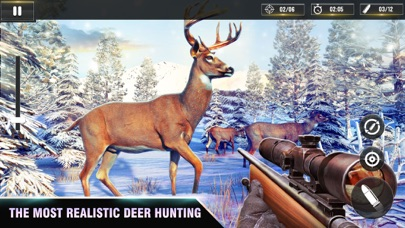 Deer Sniper Hunting Game 2020 for windows pc