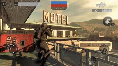 Screenshot from Afterpulse - Elite Army