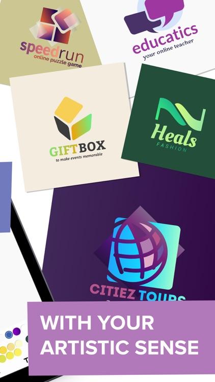 Minimal Logo Maker