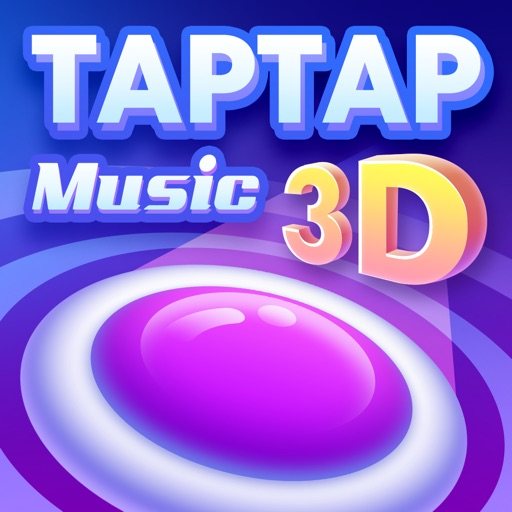 Tap Music 3D free software for iPhone and iPad