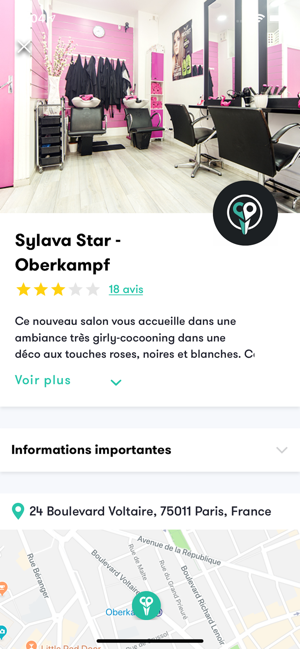 Leciseau Fr على App Store