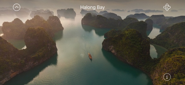 ‎AirPano Travel Book Planner Screenshot