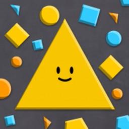 Triangles - Math games