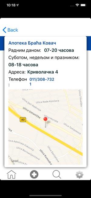 Apoteka Beograd On The App Store