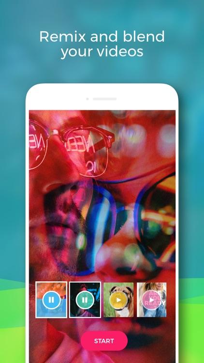 Disco Videos - Story Camera screenshot-3
