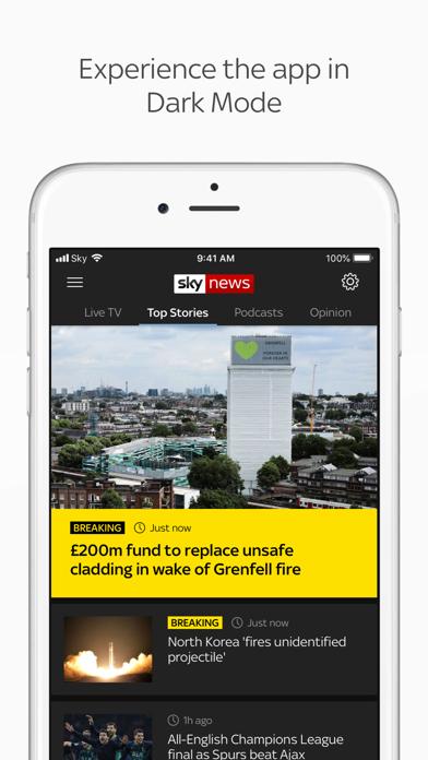 Sky News: Breaking, UK & World | From Sky UK Limited | Wqxri