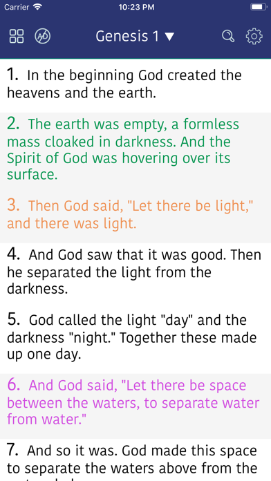 Magandang Balita Biblia libreのおすすめ画像1