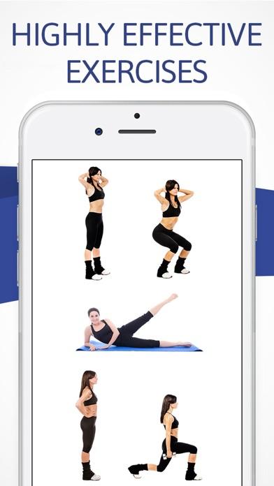 Great Legs: Leg Workouts Screenshots