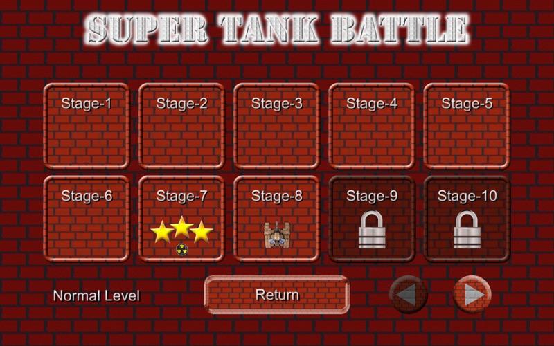 Super Tank Battle screenshot 8