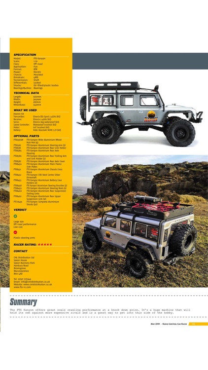 Radio Control Car Racer – UK No1 RC Car Magazine screenshot-4