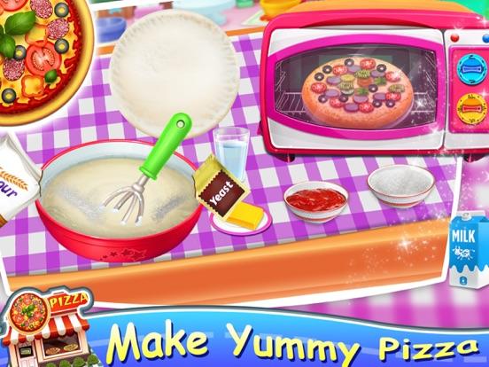 Pizza Burger - Food Maker screenshot 5