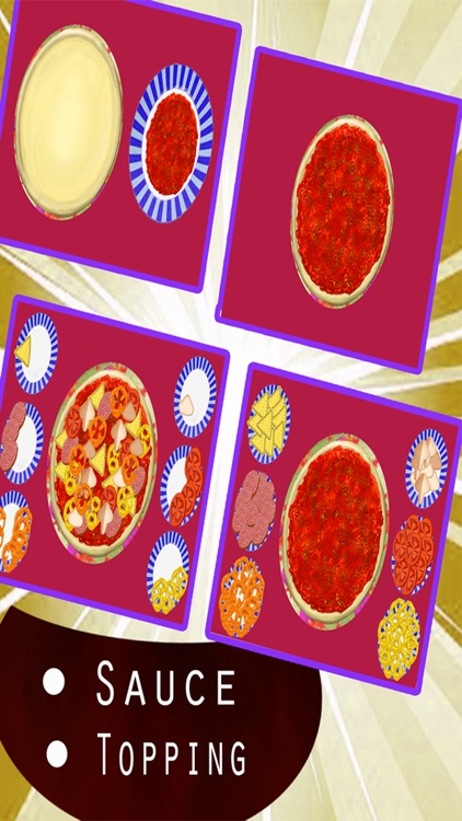 Pizza Maker Chef Cooking Games screenshot-3