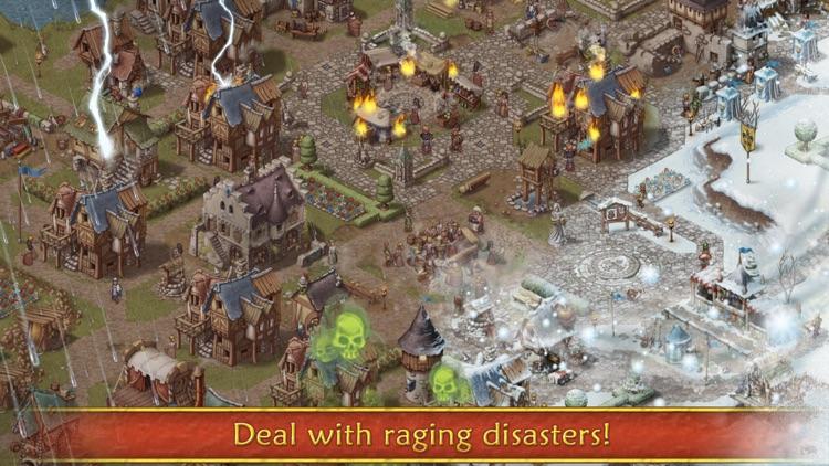 Townsmen screenshot-3