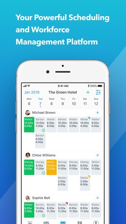 Planday Employee Scheduling screenshot-0