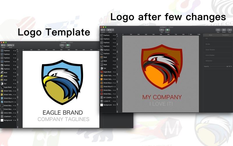 Logo Creator - Design Maker for Mac