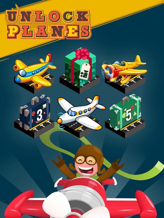 Merge Planes Go Idle Tap Mania