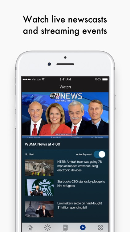 ABC 33/40 – Working For You by Sinclair Broadcast Group, Inc