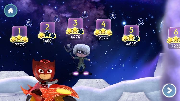 PJ Masks: Racing Heroes screenshot-7