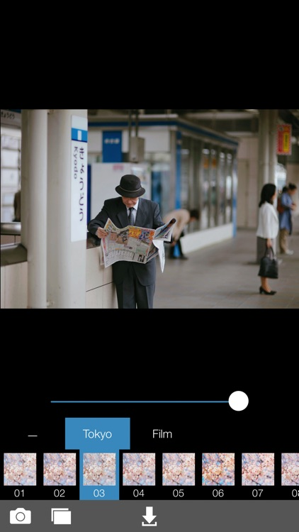 Analog Tokyo screenshot-3