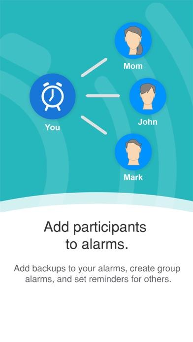 Galarm - Alarms and Reminders screenshot four