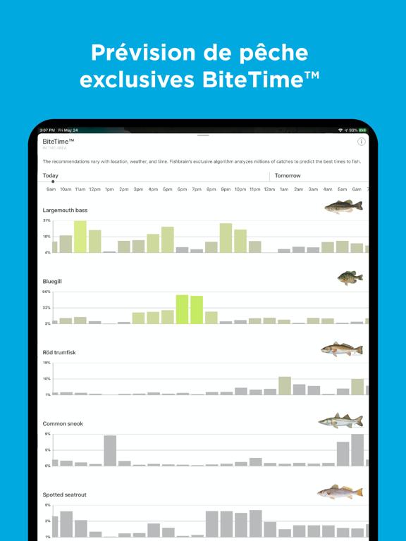 Screenshot #6 pour Fishbrain - Fishing App