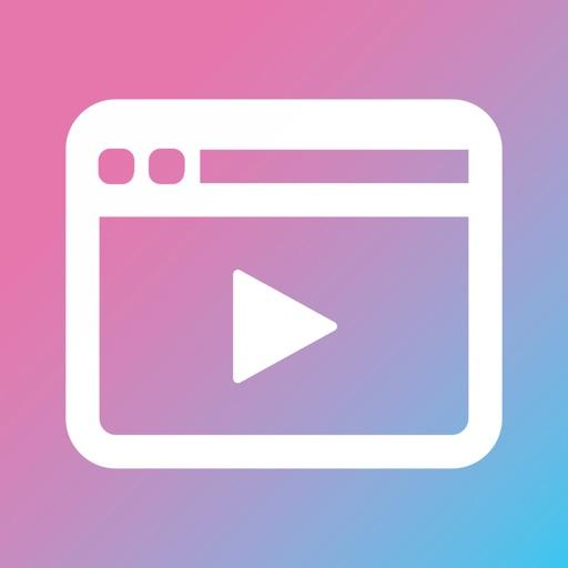 Video Web - Video Player