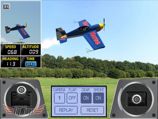 RC Flight Simulator 2016 на iPad