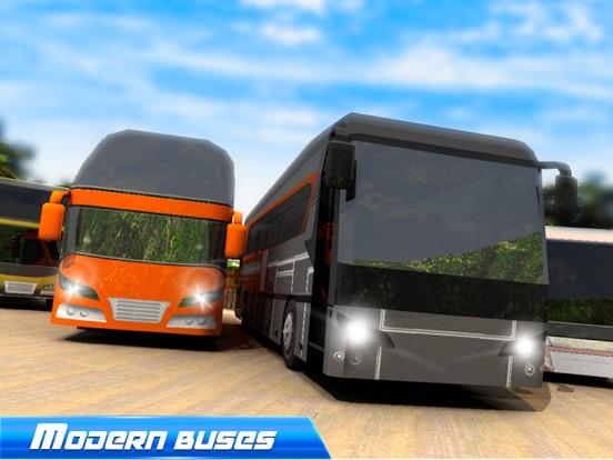 Offroad coach bus simulator screenshot 14