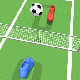 Foot Tennis 3D