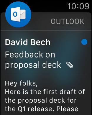 Screenshot #12 for Microsoft Outlook