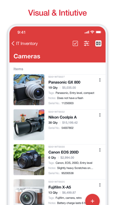 Sortly: Inventory Simplified Screenshot