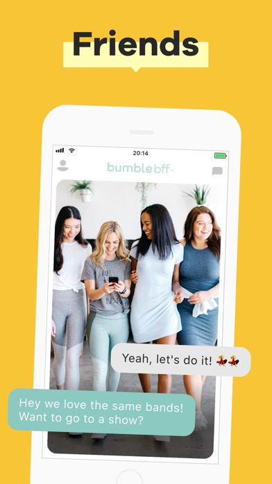 download Bumble - Meet New People apps 8