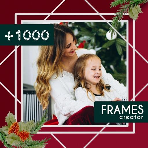 Christmas Frames Collection icon