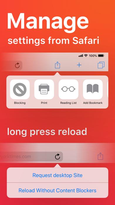 AdBlock Pro Screenshot