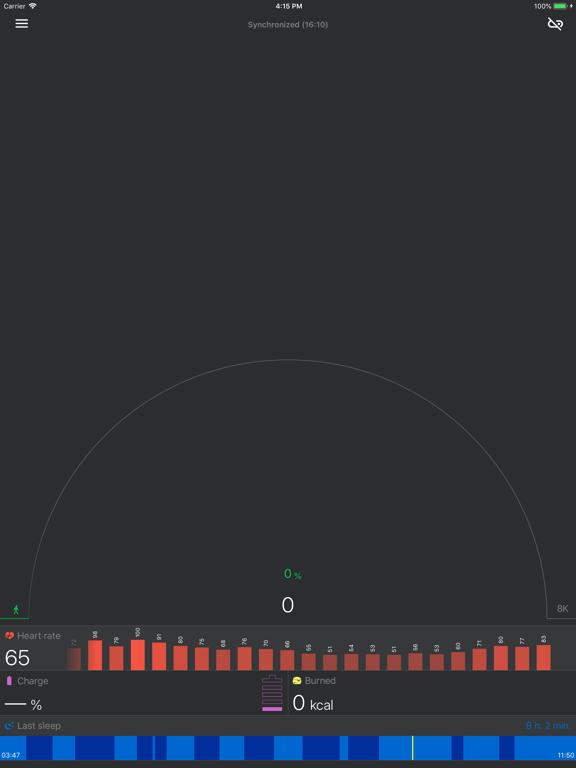 Mi Band Master Screenshots