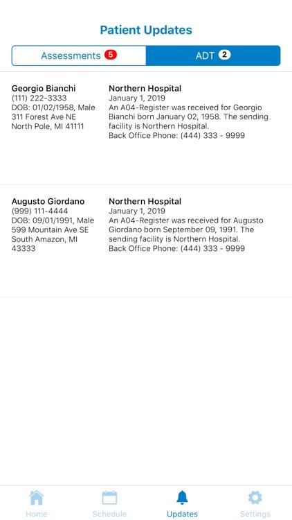 Care Convene Provider screenshot-4