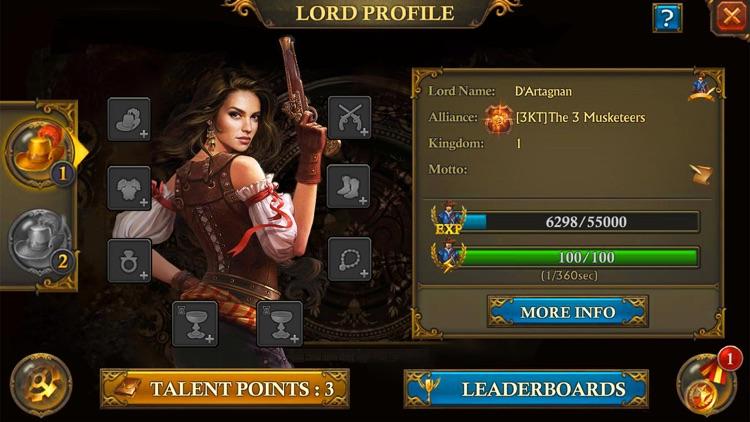 Guns of Glory: Empires Conquer screenshot-4