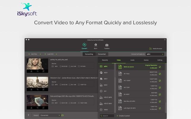 VideoConverterUltimate