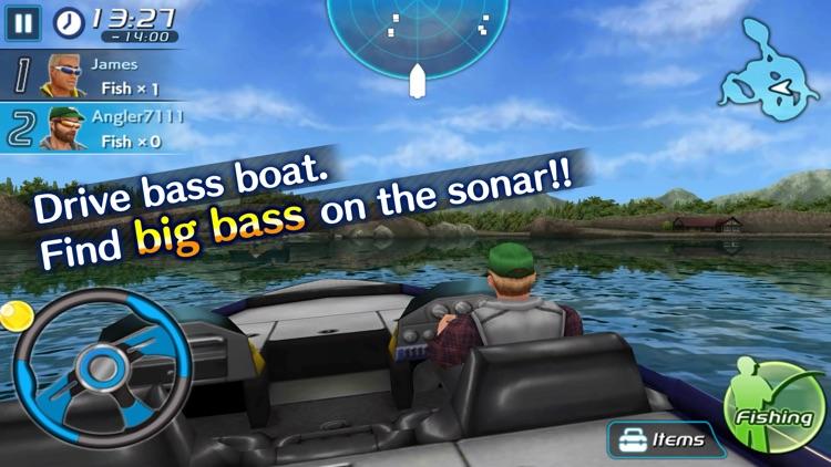 Bass Fishing 3D II screenshot-0