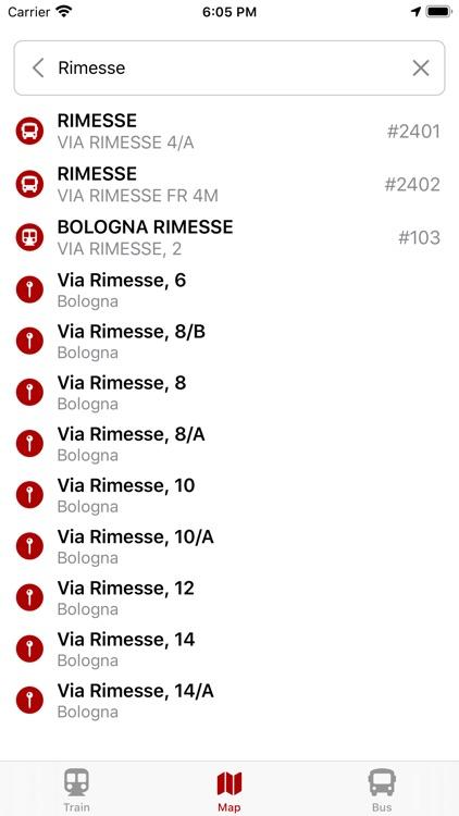 WeBus - Bologna & Ferrara screenshot-5