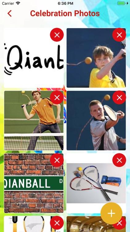 Qianball Score Card screenshot-9