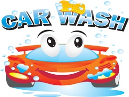 The CarWashLSD is a small sticker, which are show the 36 Car Wash LSD sticker in cartoon