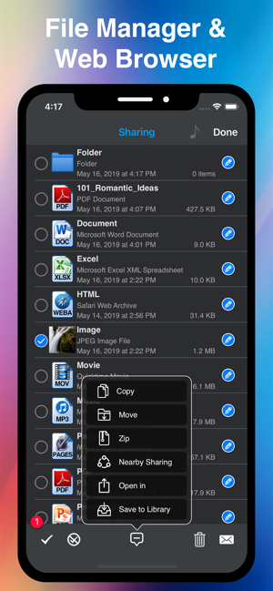 ‎Phone Drive: File Storage Sync Screenshot