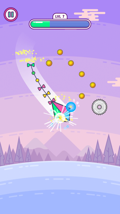 Kite Stunts screenshot 3