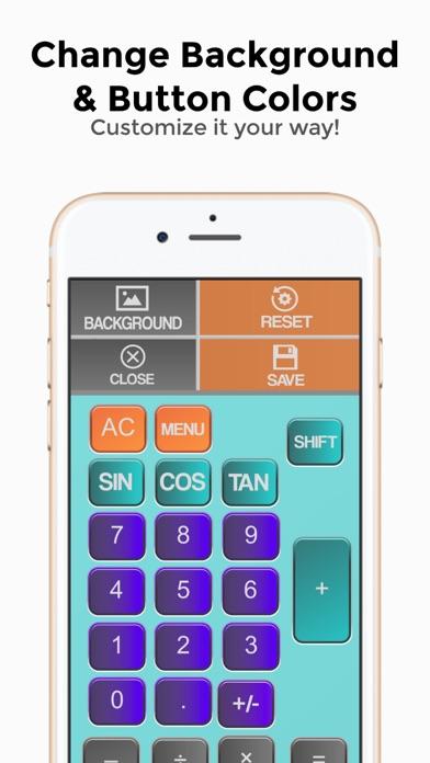 NeoStar Calculator Plus screenshot #4
