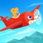 恐龙飞机 - 飞行探索益智儿童游戏