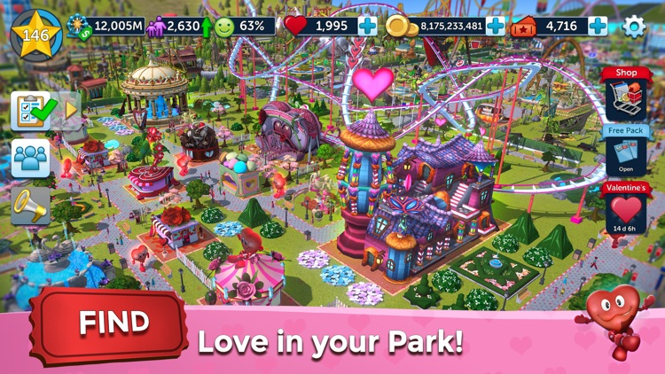 RollerCoaster Tycoon® Touch™ screenshot-8